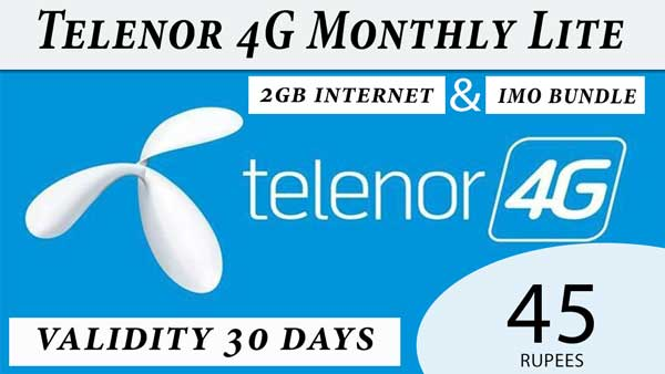 TELENOR MONTHLY IMO