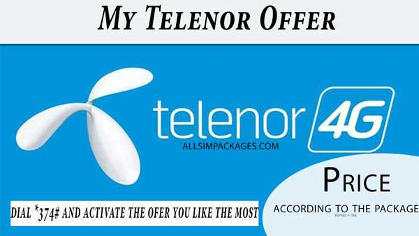 my telenor offer
