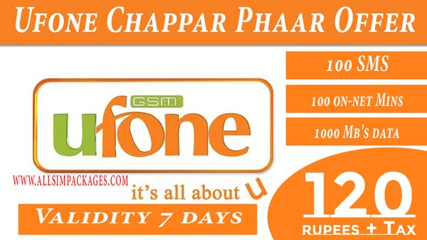Asli Chappar Phaar Offer
