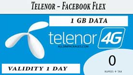 telenor Facebook Flex