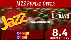 JAZZ-Punjab-Offer