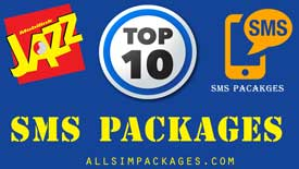 Top 10 best sms packages